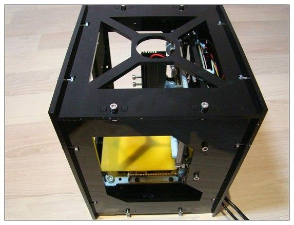 Обзор граверного лазера NEJE или перспективная бизнес модель - 6