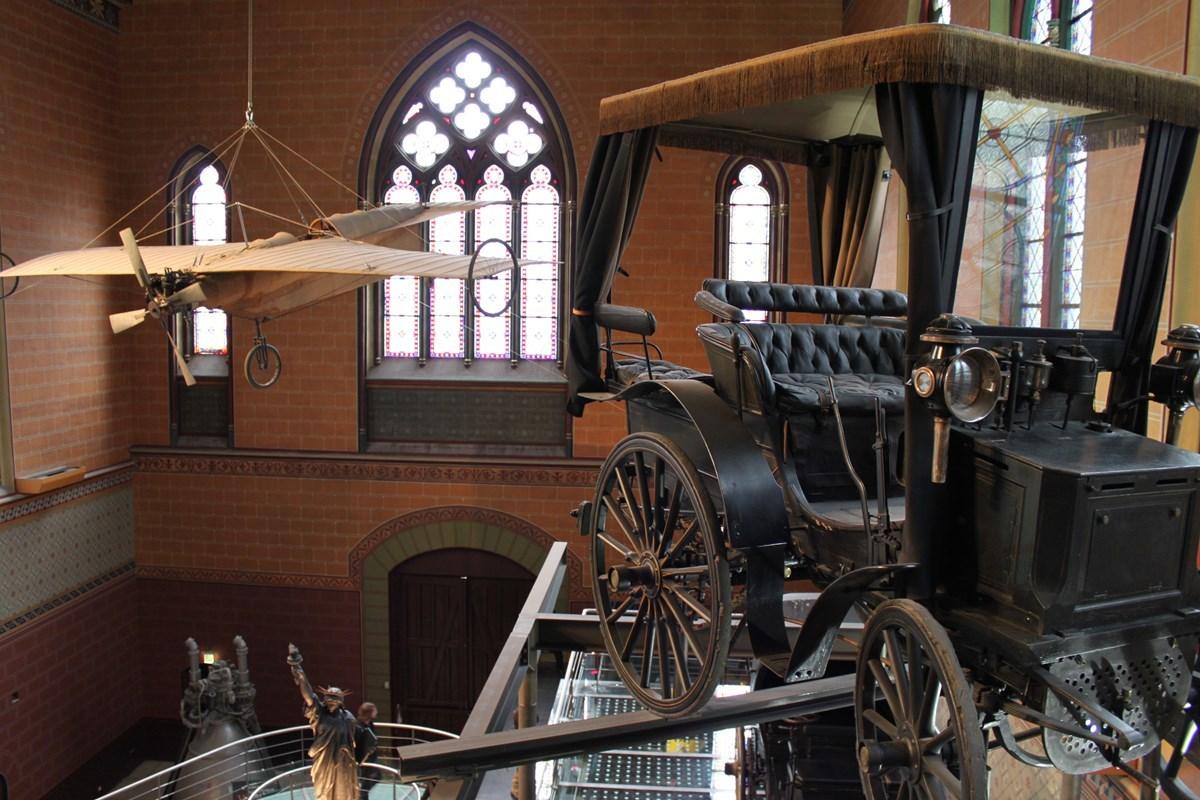 Самый старый технический музей Европы - 20