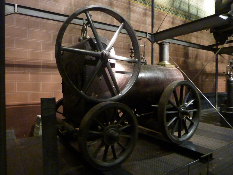Самый старый технический музей Европы - 33