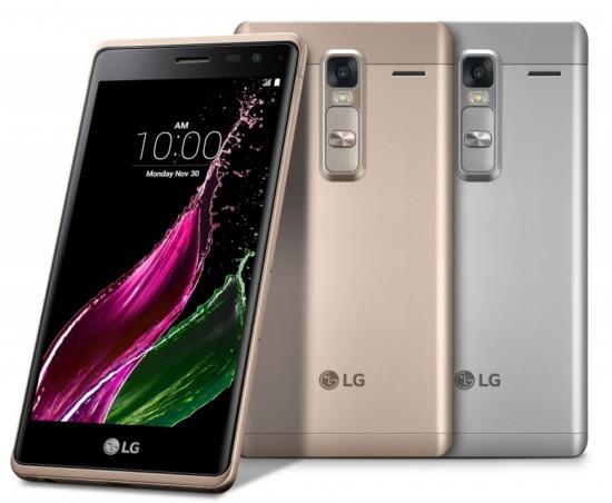 Смартфон LG Zero оказался европейской версией ранее представленного LG Class с уменьшенным объемом оперативной памяти