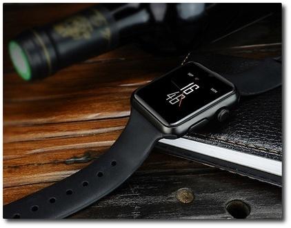 Умные часы с сим-картой. Подборка «часофонов» с клонами и репликами - 8