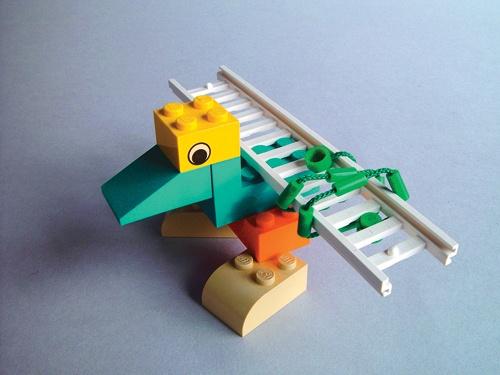 Lego Serious Play или «менеджеры играют в модели» - 3