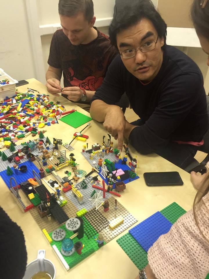 Lego Serious Play или «менеджеры играют в модели» - 4