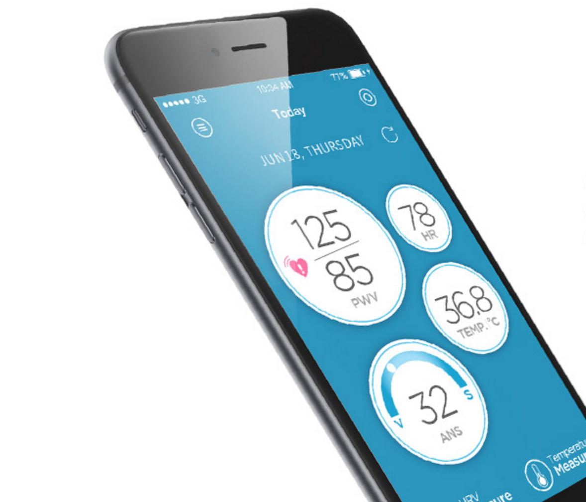 Rooti Labs представили трекер для постоянного мониторинга давления - 3