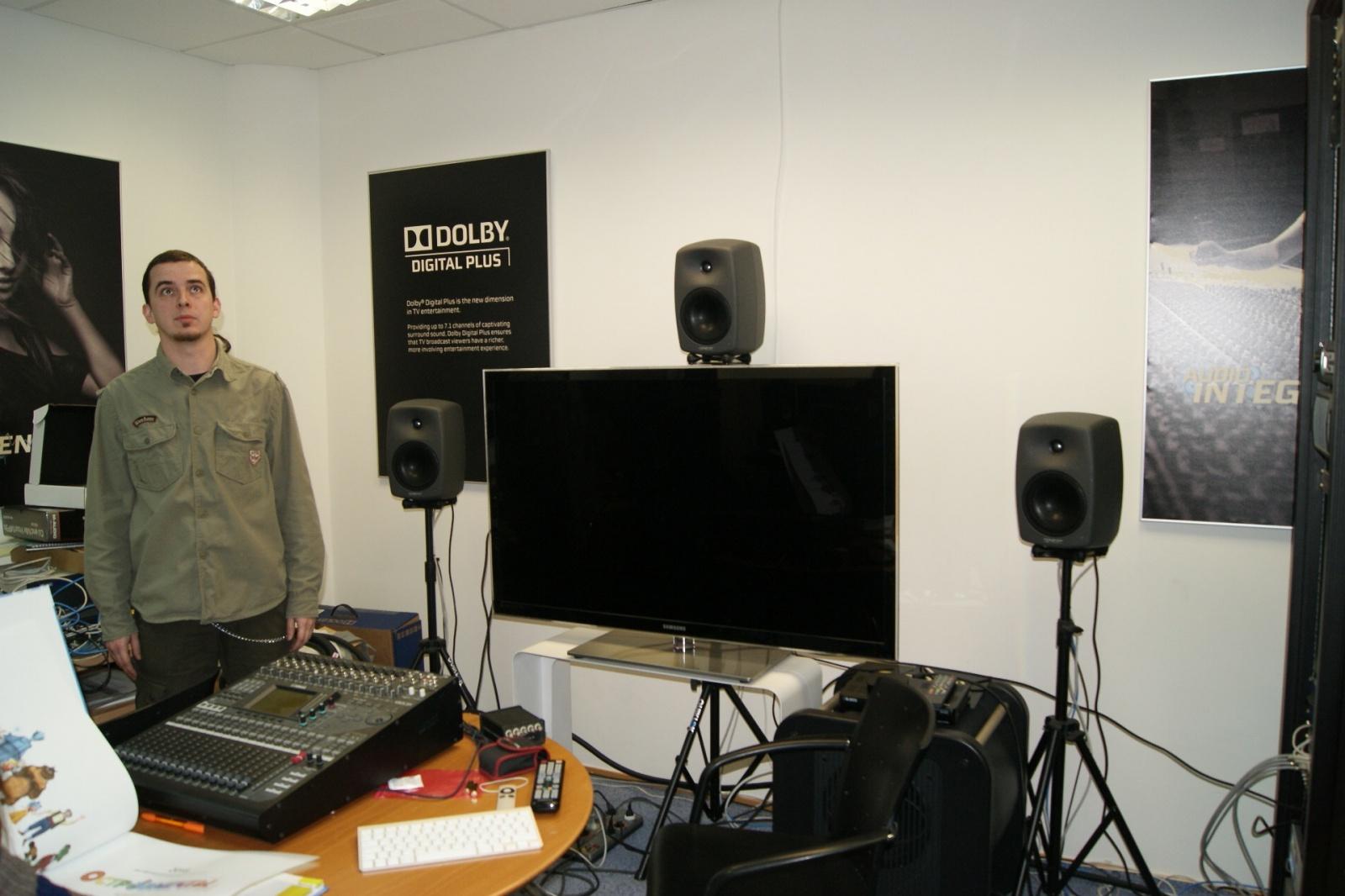 Эксклюзивно для Geektimes: интервью с генеральным директором и инженером по кинотехнологиям Dolby в России и СНГ - 12
