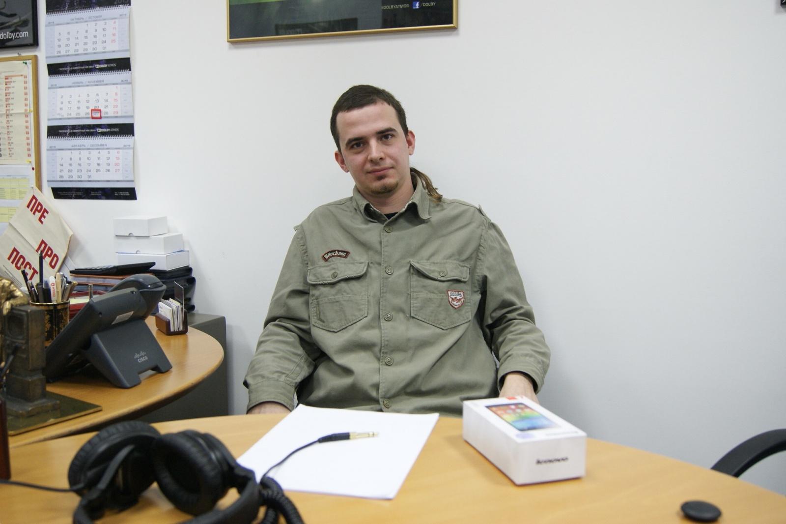 Эксклюзивно для Geektimes: интервью с генеральным директором и инженером по кинотехнологиям Dolby в России и СНГ - 3