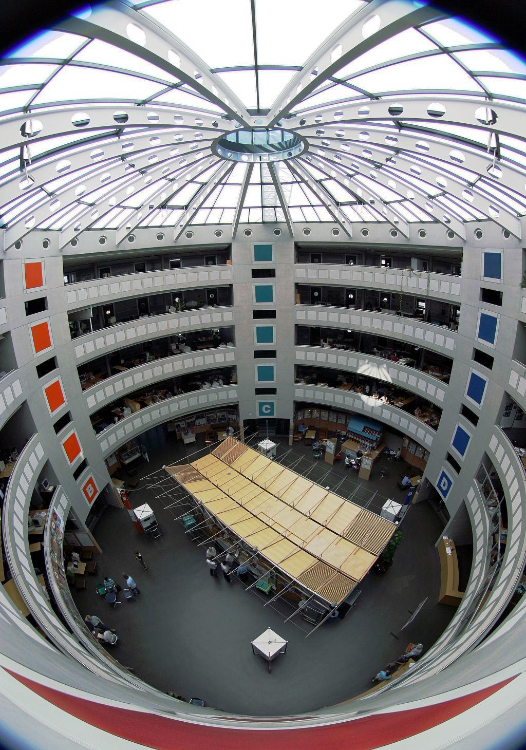 Европейский центр ядерных исследований - 5