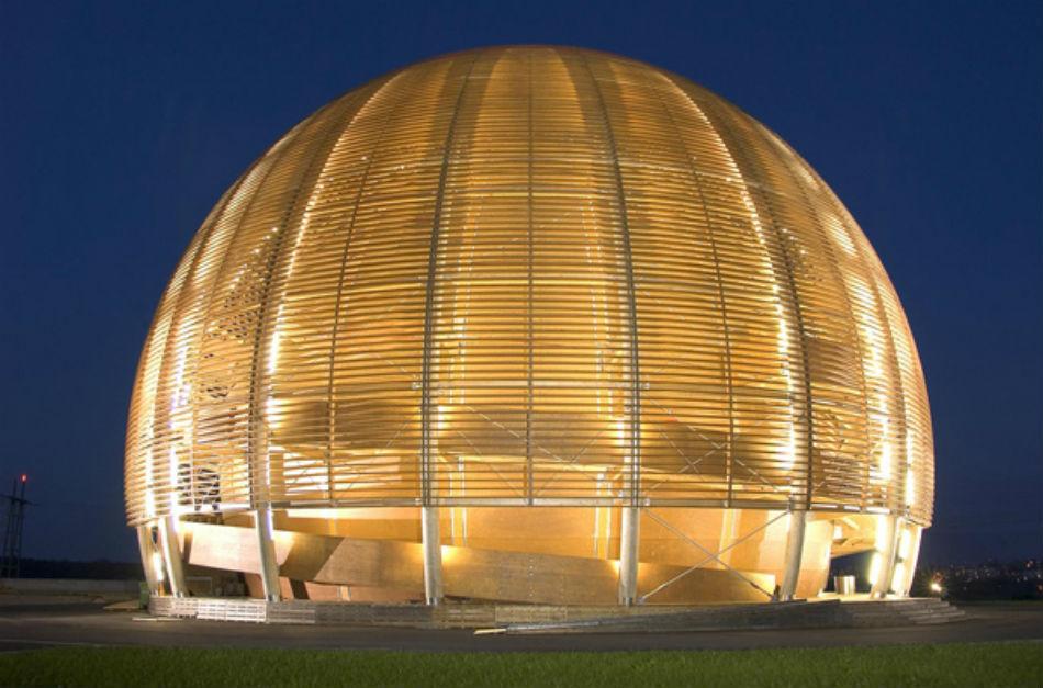 Европейский центр ядерных исследований - 1