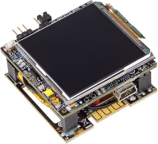 Платформа iCE40 Ultra Wearable Development Platform уже доступна для заказа по цене $270