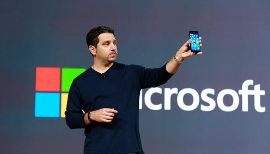 По слухам, Surface Phone (NorthStar, Panos's Phone) выйдет в следующем году