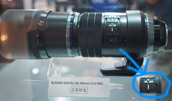Объектив Olympus M.Zuiko Digital ED 300mm F4 Pro будет иметь пыле- и влагозащищенное исполнение