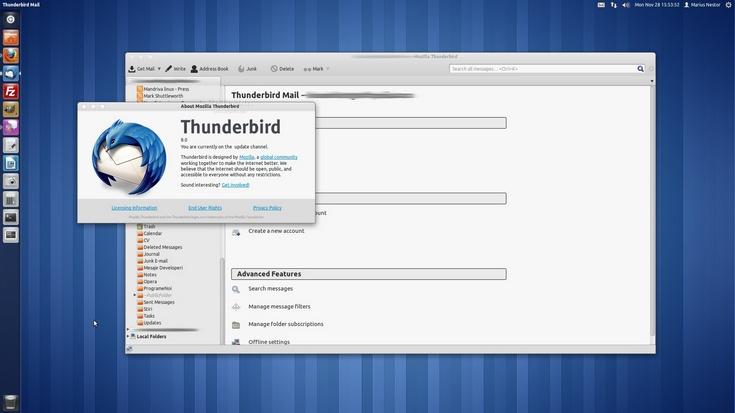 Mozilla ищет нового владельца для Thunderbird