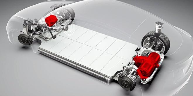 Автомобили Tesla стали появляться в России - 1
