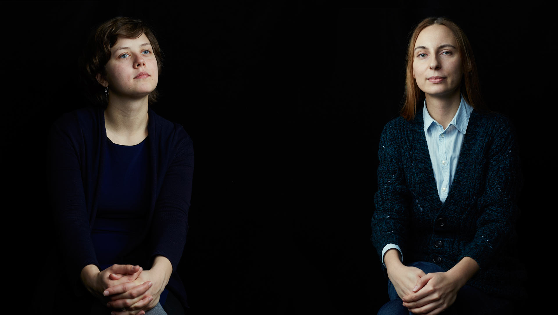Лиза Сурганова и Ирина Юзбекова