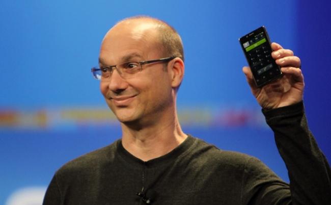 По слухам, создатель Android хочет выпустить смартфон на базе этой ОС