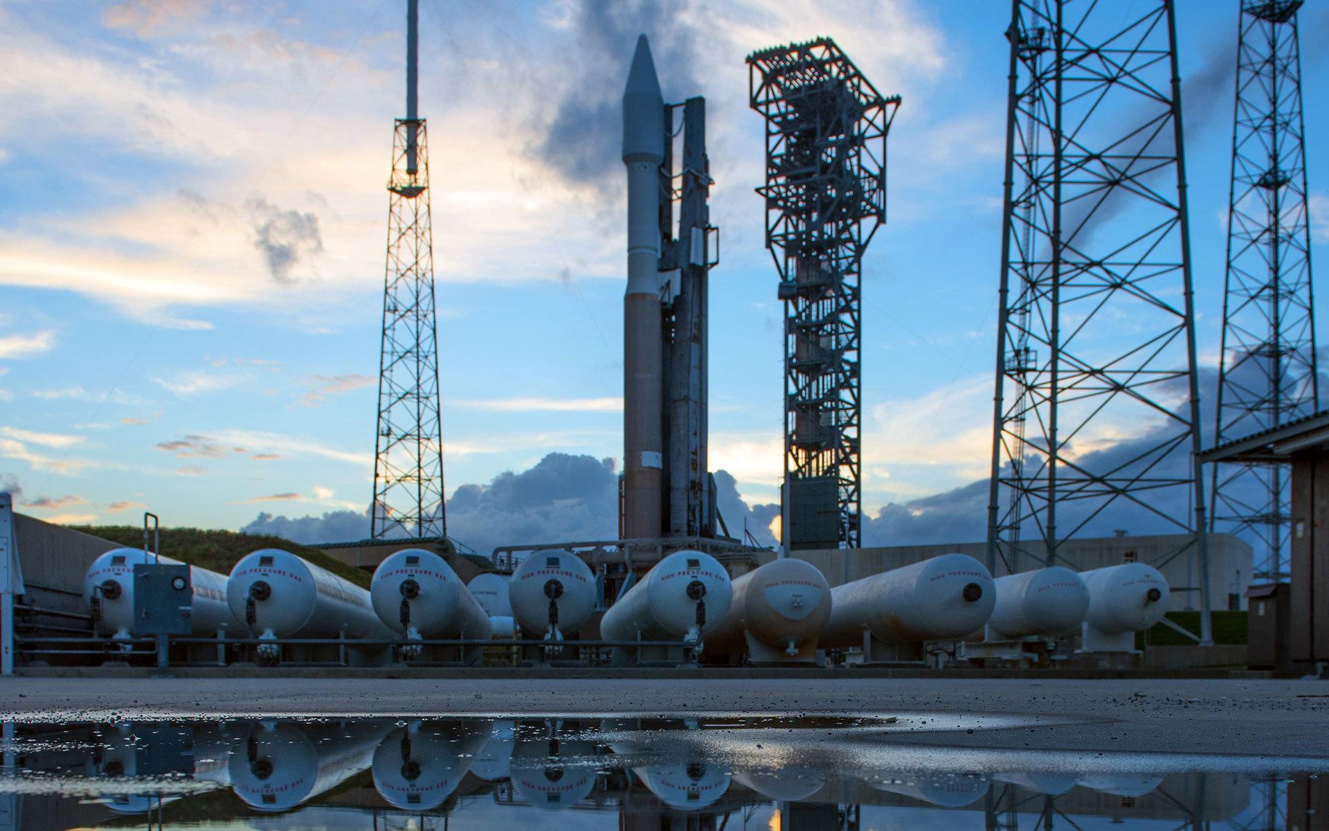 [Старт отложен] Запуск космического грузовика Cygnus Orb-4 к МКС намечен на 01:55 - 4