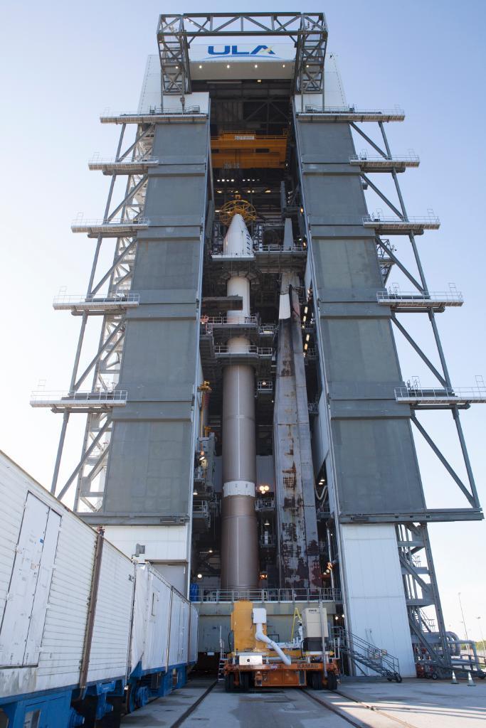 [Старт отложен] Запуск космического грузовика Cygnus Orb-4 к МКС намечен на 01:55 - 1