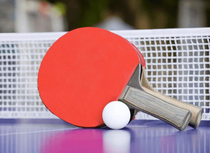 В IBM квадрокоптер научили играть в настольный теннис - 1