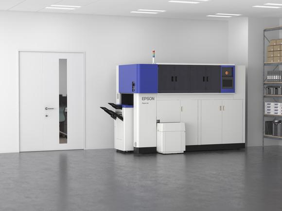 Установка Epson PaperLab способна создавать бумагу с огромной скоростью