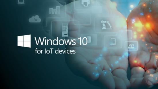 Microsoft представила новую редакцию Windows 10 IoT Core Pro