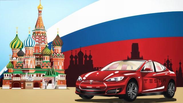 Электромобили не пользуются спросом в России - 1