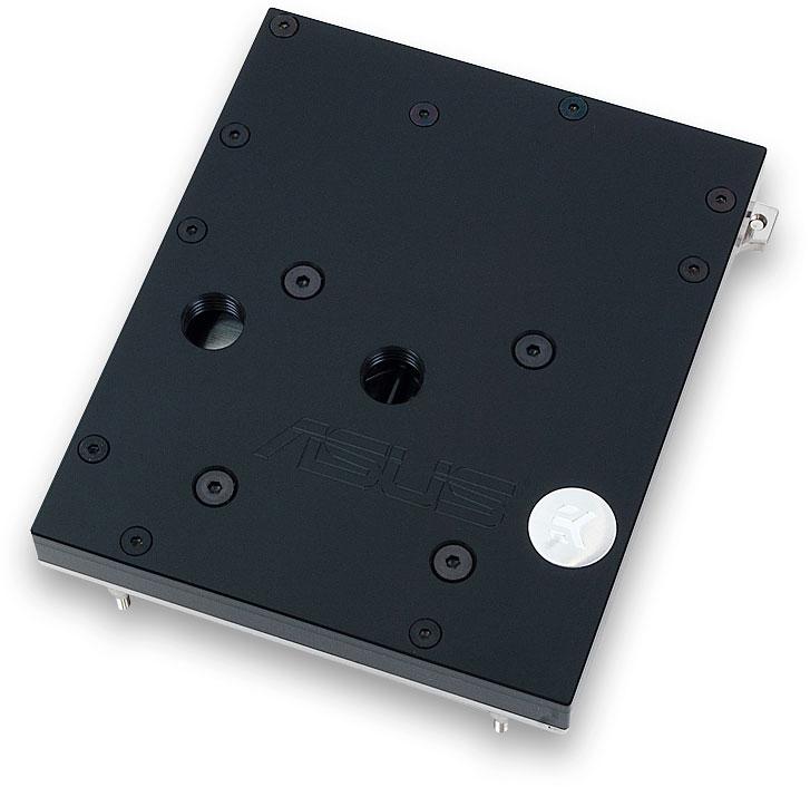 Водоблок EK Water Blocks EK-FB Asus X99 Monoblock предназначен для системных плат Asus X99-A, X99-Deluxe, X99-Pro и X99-S