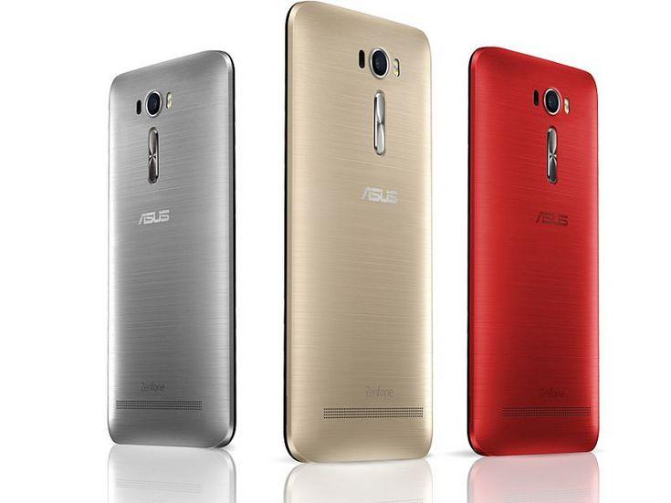 Семейство смартфонов Asus Zenfone 2 Laser пополнилось огромной моделью