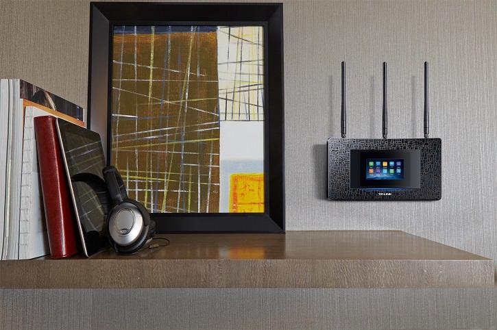 TP-Link Touch P5 имеет двухъядерный ЦП, усилители сигнала и технологию его формирования