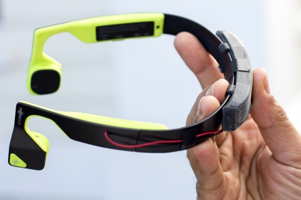 Aftershokz объединяется с Microsoft, создавая гарнитуру для слабовидящих - 1