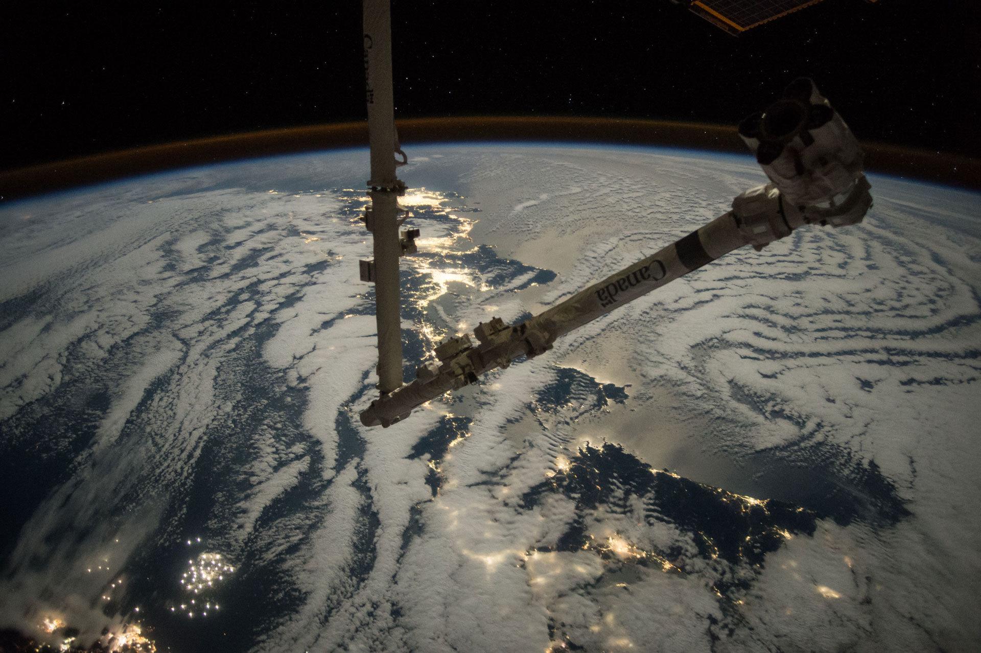 Cygnus CRS Orb-4 отправился к МКС - 2
