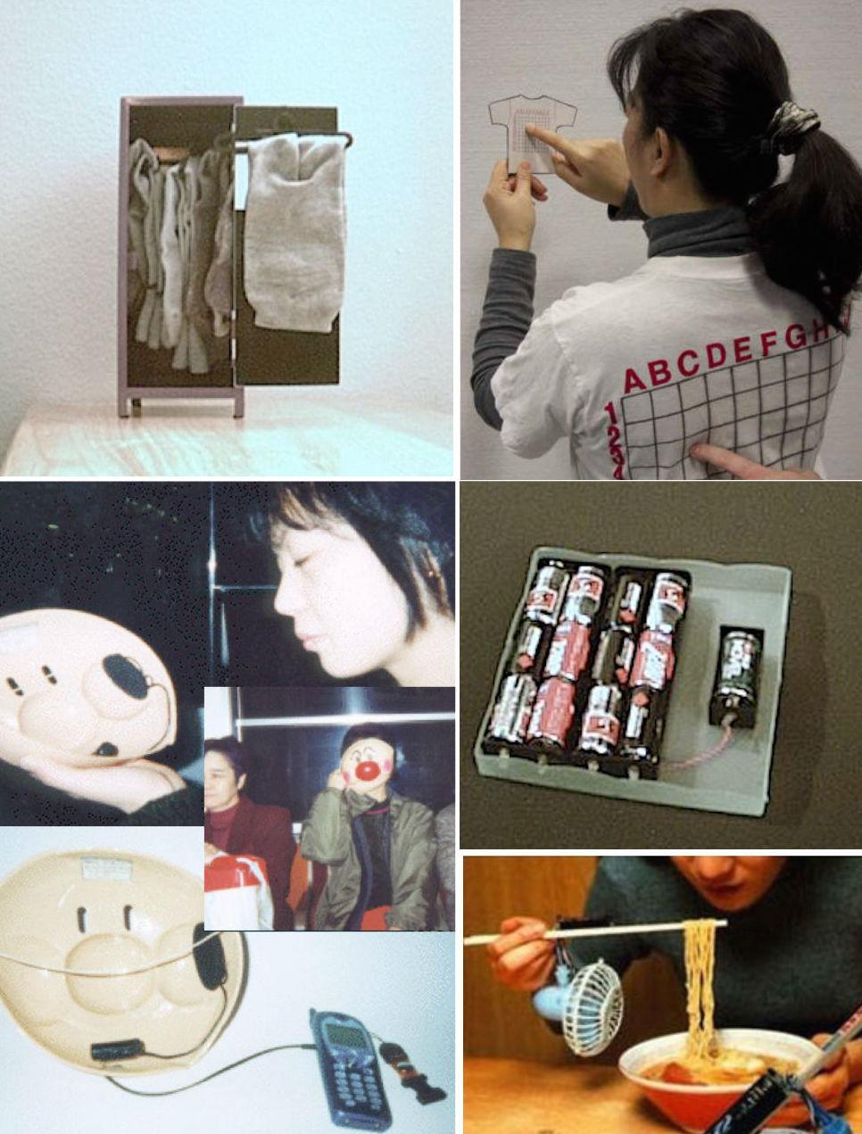 Искусство Chindogu — недополезные японские изобретения и гаджеты - 1