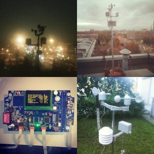 Метеостанция Ласточка - 1