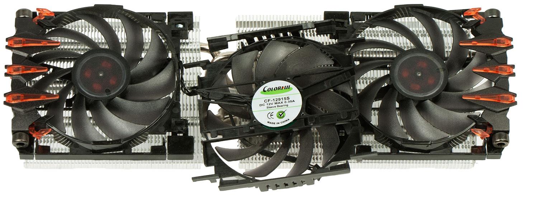 Обзор игровой видеокарты Inno3D iChill GeForce GTX 960 Ultra (C960-2SDN-E5CNX) - 6