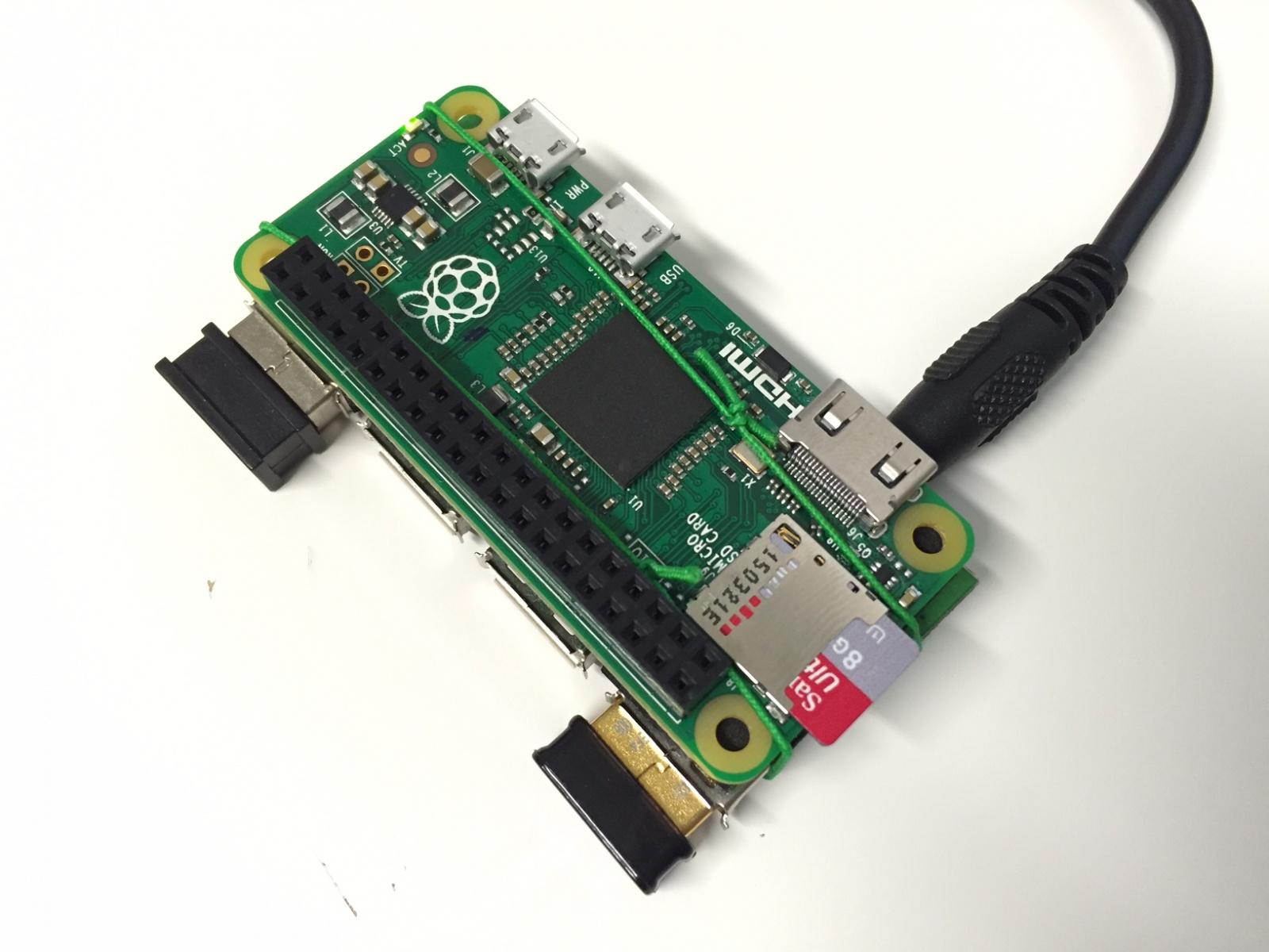 4 дополнительных USB порта для Raspberry Pi Zero? Не проблема - 8