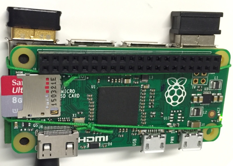 4 дополнительных USB порта для Raspberry Pi Zero? Не проблема - 1