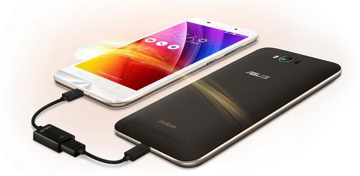 Смартфон Asus ZenFone Max может стать рекордсменом по длительности автономной работы