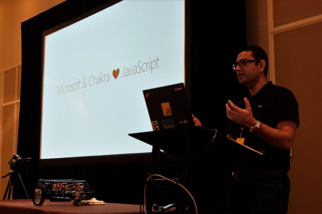 Microsoft открывает Chakra - 1