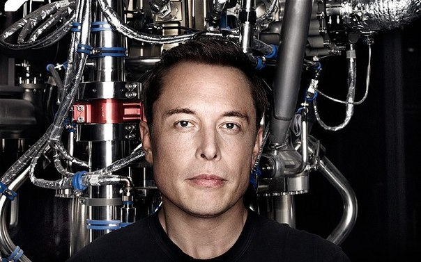 Илон Маск — «железный человек» в реальном мире - 11