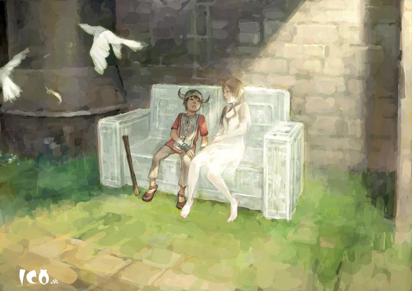 Как связаны людология, Ёрда и нарративность, или Почему кролик не пошел домой? - 4