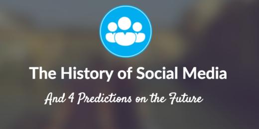 Краткая история социальных медиа (то, что вы, возможно, еще не знали) и 4 предположения о их будущем (Часть 1) - 2