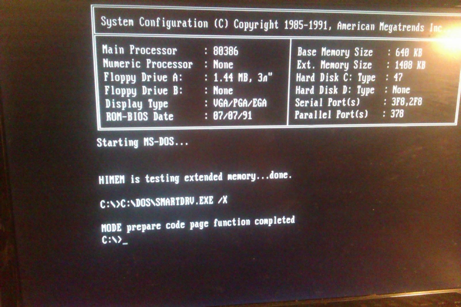 Маленький раритет из времен, когда компьютеры были большими - 16