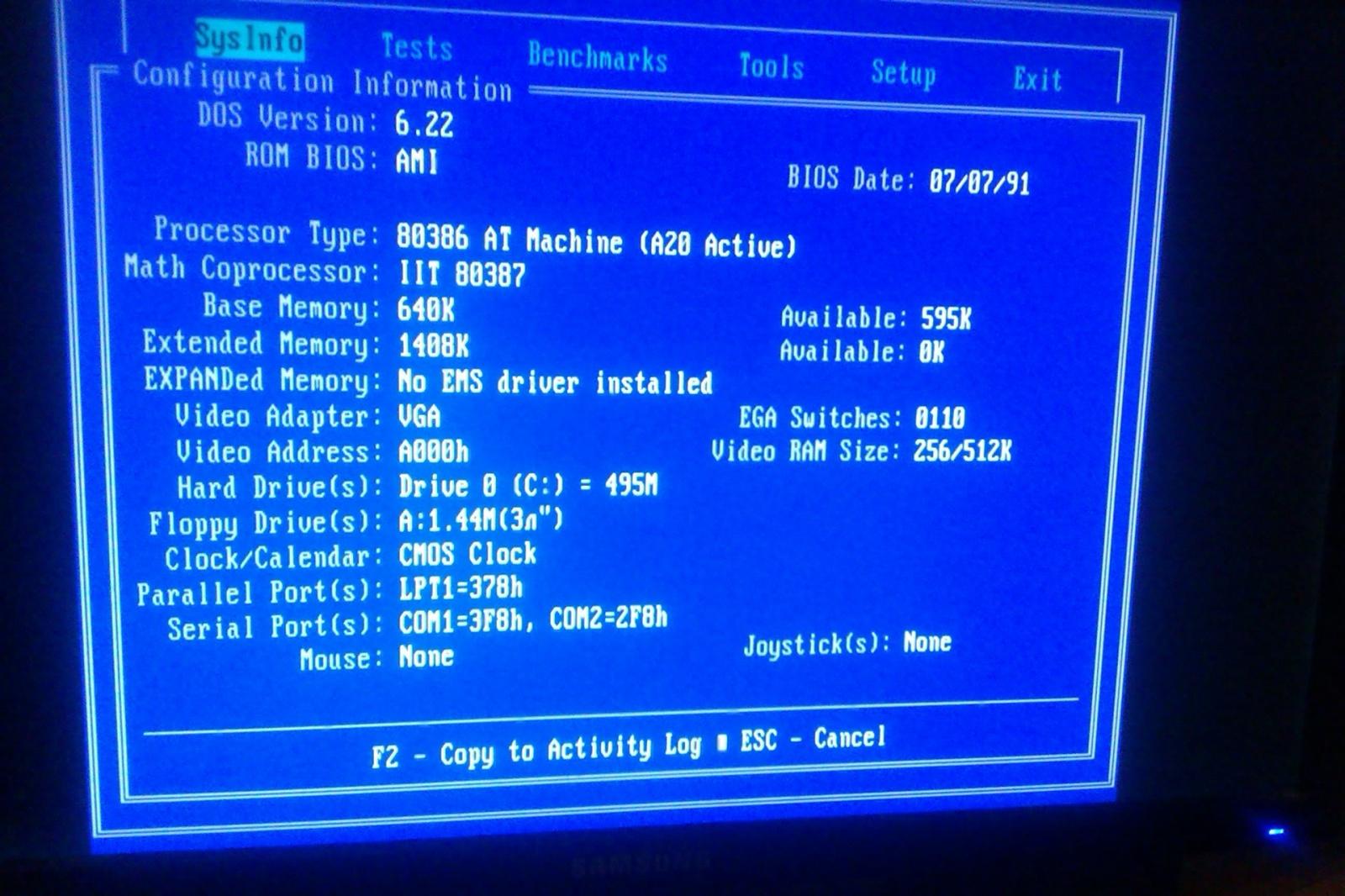 Маленький раритет из времен, когда компьютеры были большими - 20