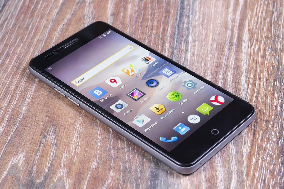 Музыка со знаком качества: обзор смартфона DEXP Ixion M350 Rock - 11