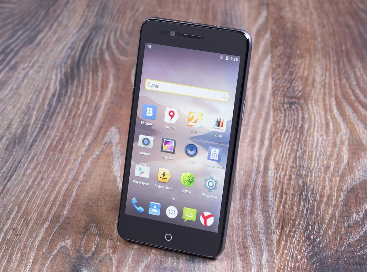 Музыка со знаком качества: обзор смартфона DEXP Ixion M350 Rock - 15