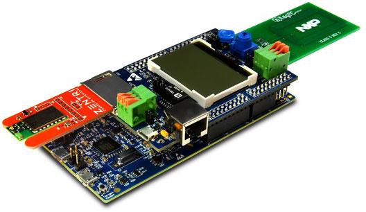 NXP и Zentri представили новый набор для создания устройств интернета вещей