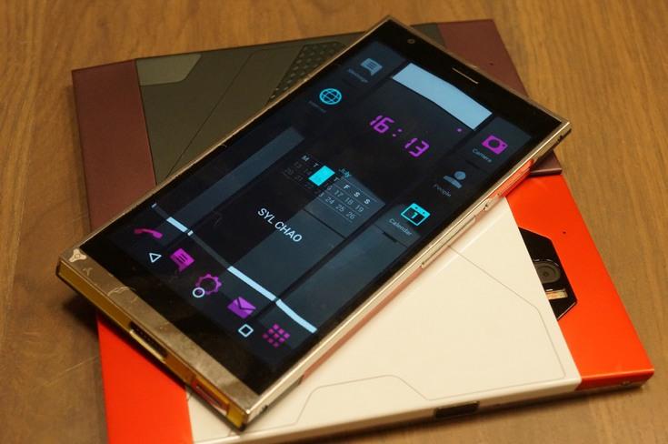 Смартфон Turing Phone найдут своих клиентов только в марте