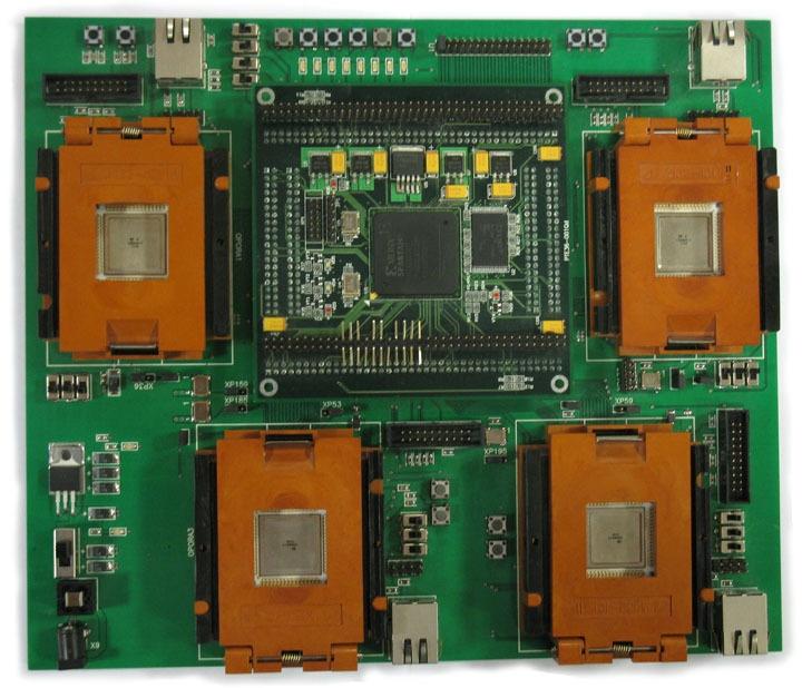 Прототипирование ASIC на FPGA - 4