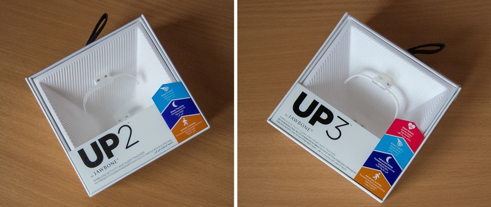 Спорт-семейство: Jawbone UP3 и UP2 с позабытым товарищем UP24 - 3