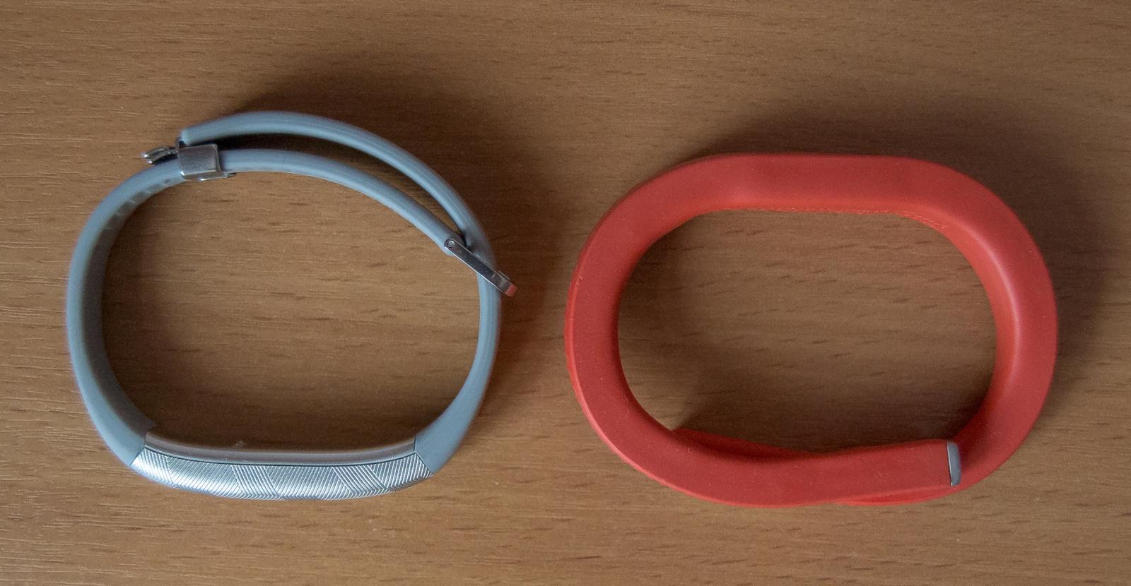 Спорт-семейство: Jawbone UP3 и UP2 с позабытым товарищем UP24 - 7