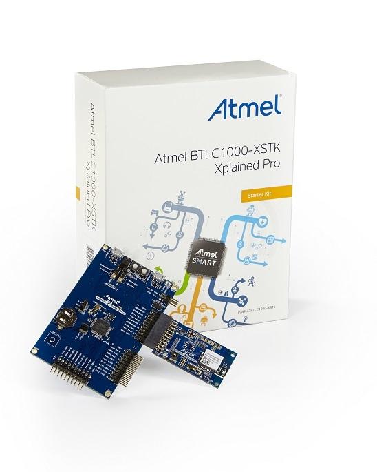 Беспроводные решения Atmel для IoT - 11